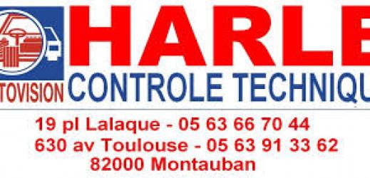 Partenaire: Contrôle technique HARLE