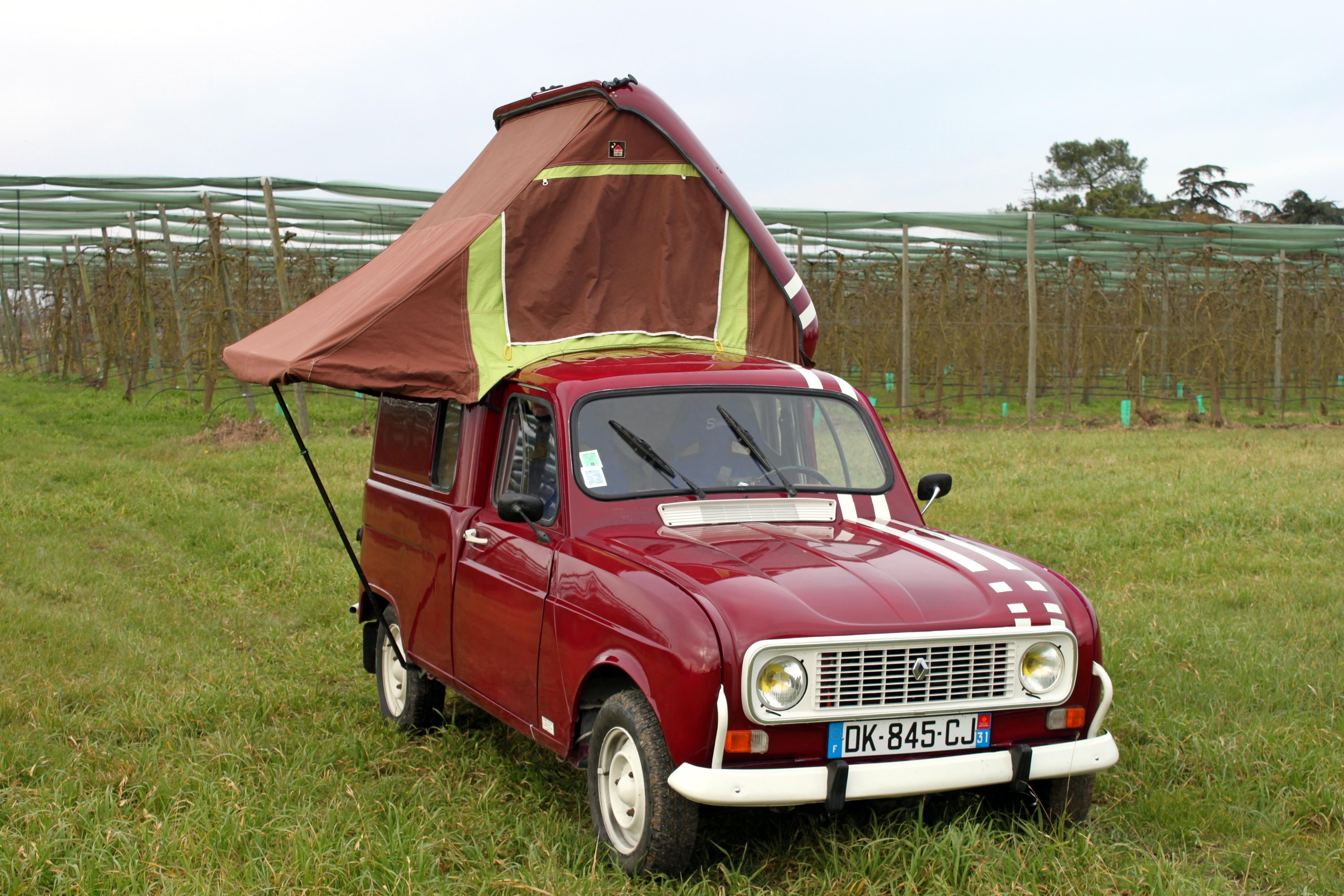 tentes de toit tente de toit ezzi awn t top la tente de toit termin e 4l trophy. Black Bedroom Furniture Sets. Home Design Ideas